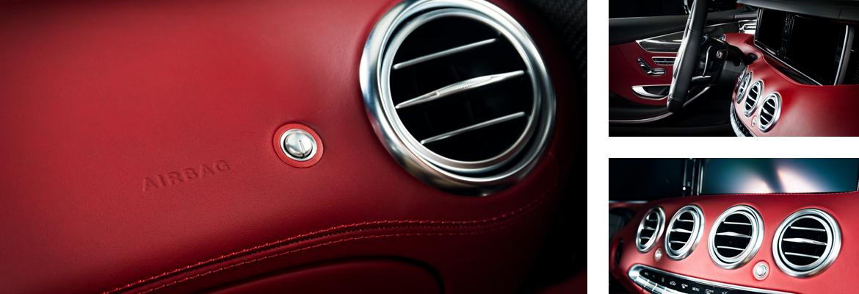 Čalounění aut – čalounictví AC interiér